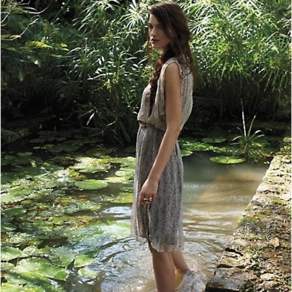 2cbb1674348b Anthropologie Dresses & Skirts - Rare Anthropologie Speckled Grid Dress by  Tiny